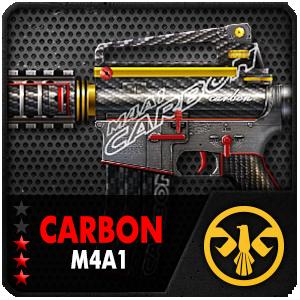CARBON M4A1 (Permanent)