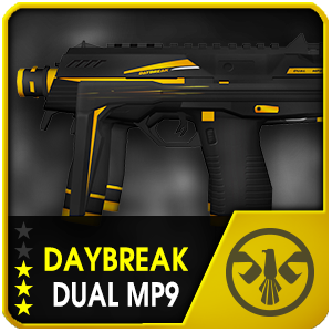DAYBREAK DUAL MP9 (Permanent)