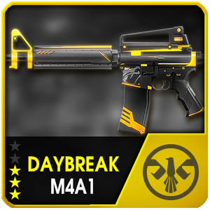 DAYBREAK M4A1 (Permanent)