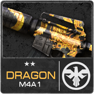 DRAGON M4A1 (Permanent)