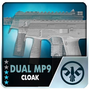 DUAL MP9 CLOAK (Permanent)