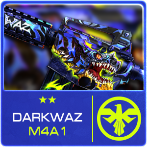 DARKWAZ M4A1 (Permanent)