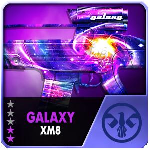 GALAXY XM8 (Permanent)