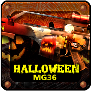 HALLOWEEN MG36 (Permanence)