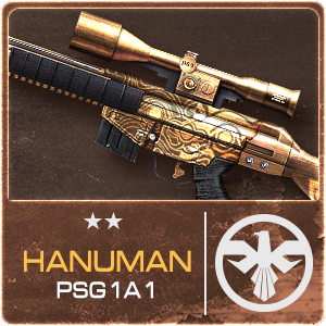 Hanuman PSG-1A1 (7 Days)