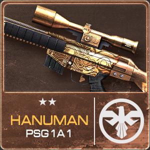 Hanuman PSG-1A1 (Permanent)