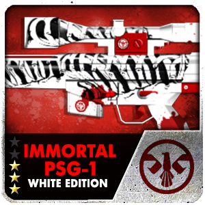 IMMORTAL WHITE PSG-1 (Permanent)
