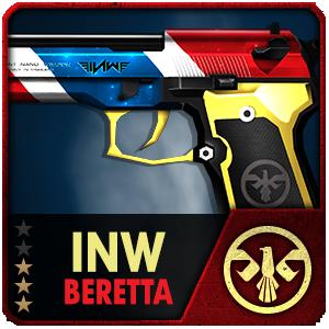 INW BERETTA (Permanent)