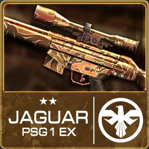 JAGUAR PSG-1 EX (Permanent)