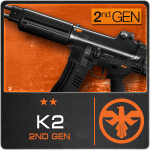 K2 2ND GEN (Permanent)