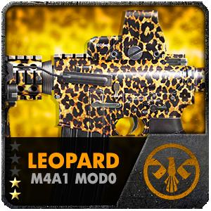 LEOPARD M4A1 MOD0 (Permanent)