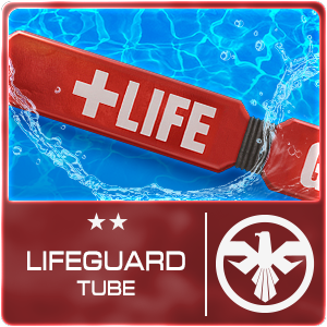 LIFEGUARD TUBE ((Permanent)