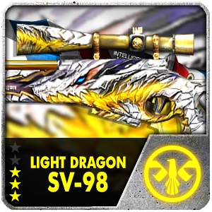 LIGHT DRAGON SV-98 (10 Days)