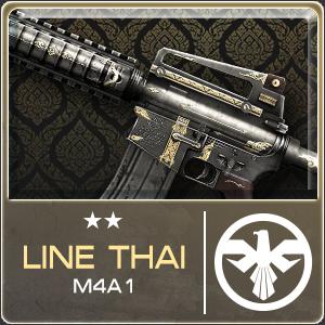 LINE THAI M4A1 (Permanent)