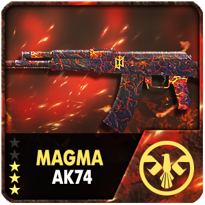 MAGMA AK74 (Permanent)