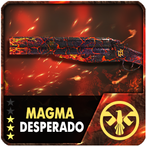 MAGMA DESPERADO (Permanent)