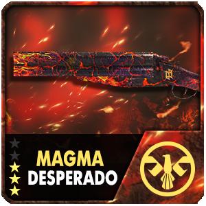 MAGMA DESPERADO (Permanent)