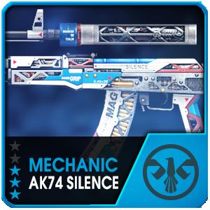 MECHANIC AK74 SILENCE (Permanent)