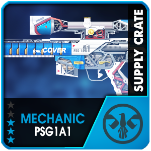 Supply Crate MECHANIC PSG-1A1 (7 Pieces)