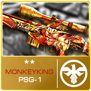 MONKEYKING PSG-1 (Permanent)