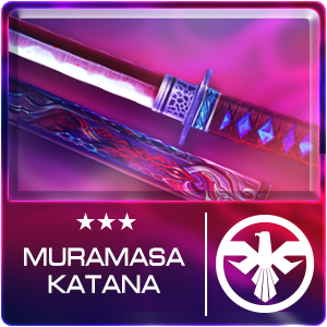 MURAMASA KATANA (Permanent)