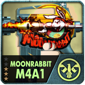 MOONRABBIT M4A1 (Permanent)