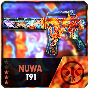 NUWA T91 (Permanent)