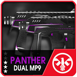 PANTHER DUAL MP9 (Permanent)