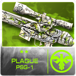 PLAGUE PSG-1 (Permanent)