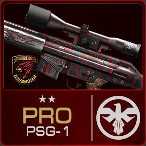 PRO PSG-1 (Permanent)