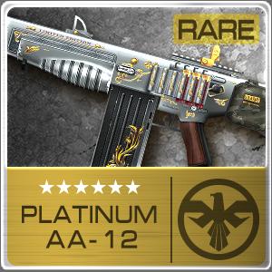 PLATINUM AA-12 (Permanent)