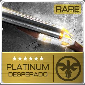 PLATINUM DESPERADO (Permanent)