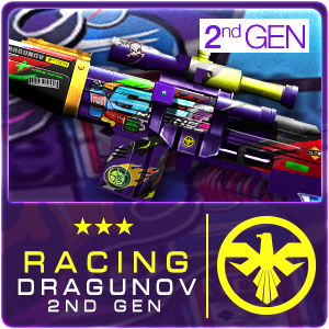 RACING DRAGUNOV 2nd Gen (Permanent)