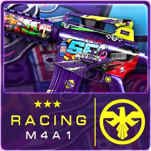 RACING M4A1 (Permanent)