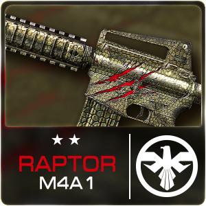 RAPTOR M4A1 (Permanent)