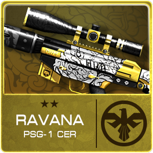 RAVANA H&K PSG-1 (Permanent)