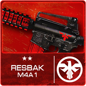 RESBAK M4A1 (Permanent)