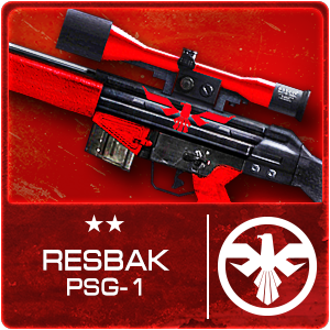 RESBAK PSG-1 (Permanent)