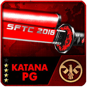 SFTC 2016 KATANA PG (Permanent)