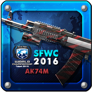 SFWC 2016 AK74M (Permanent)