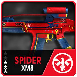 SPIDER XM8 (Permanent)