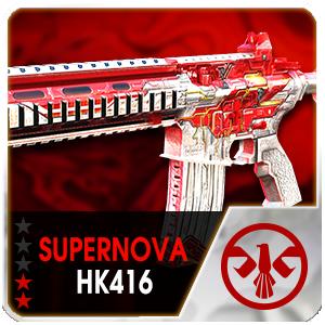Supernova HK416 (Permanent)