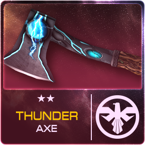 THUNDER AXE (Permanent)
