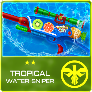 TROPICAL WATER SNIPER (Permanent)