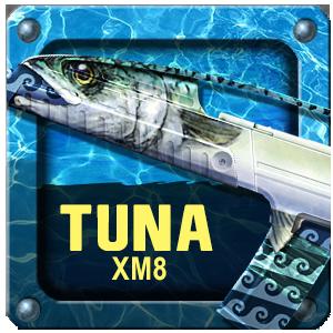 TUNA XM8 (Permanent)