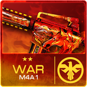 WAR M4A1 (Permanent)