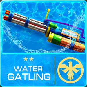 WATER GATLING (Permanent)