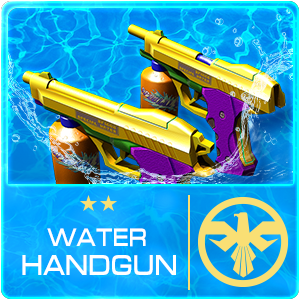 WATER HANDGUN (Permanent)