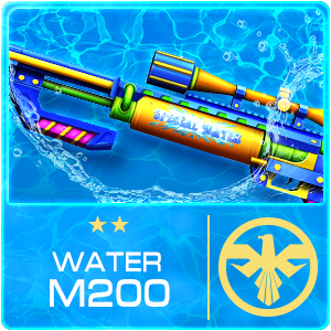 WATER M200 (Permanent)