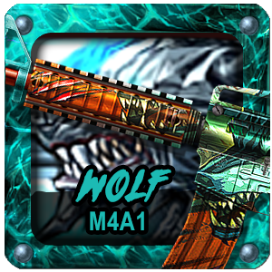 WOLF M4A1 (Permanent)